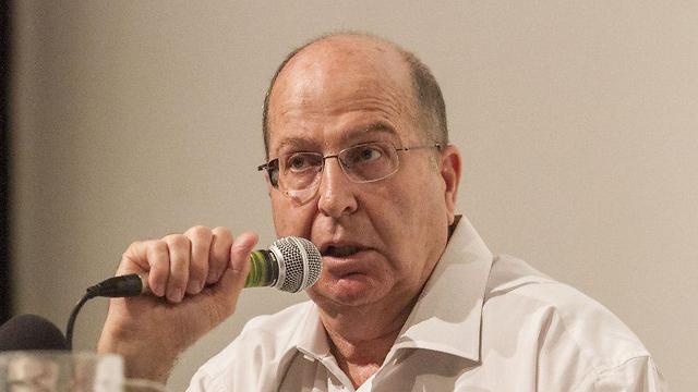 Former defense minister Moshe Ya'alon (Photo: Ido Erez)
