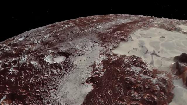 כוכב הלכת הננסי פלוטו (צילום: NASA) (צילום: NASA)