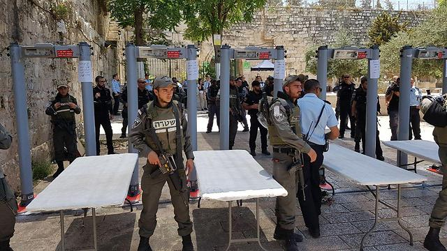 Jew Detector: Temple Mount Metal Detectors Won't Help