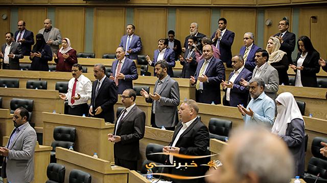 """הפרלמנט הירדני העלה על נס את המחבלים שהוגדרו """"שהידים"""""""