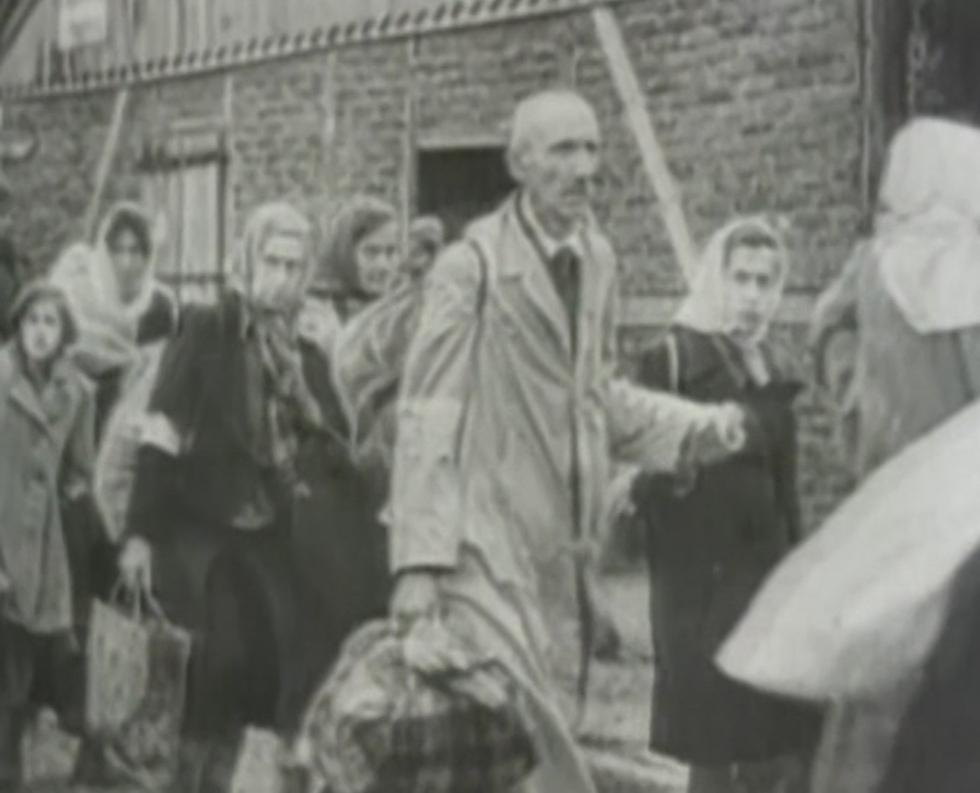 רק מעטים שרדו את זוועות הנאצים (צילום: רויטרס)