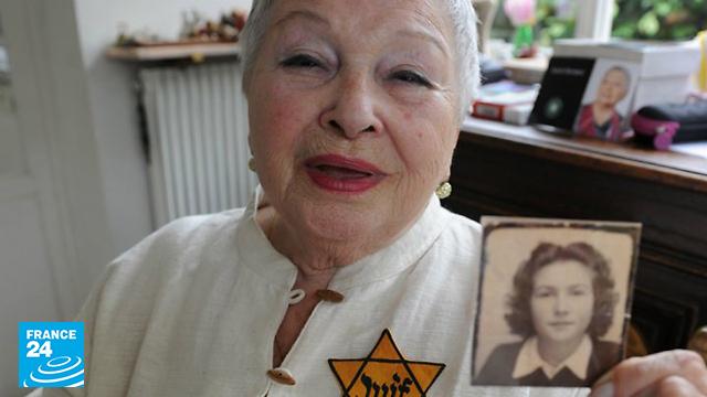 ברחה ממחנה הריכוז, נעצרה, נשלחה לאושוויץ וניצלה. שרה ליכטנשטיין-מונטאר (89)