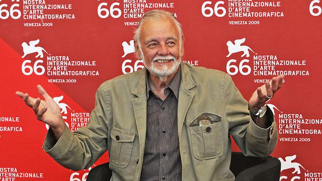 אבי ז'אנר הזומבים. ג'ורג' רומרו (צילום: Getty Images image bank)