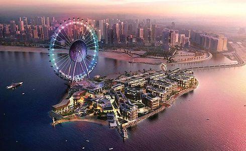 האטרקציה החדשה. תיפתח בתחילת 2018 (צילום: Dubai Media)