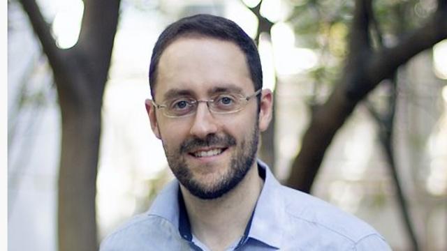 """3.הדוקטורנט מרק שיינין, הפקולטה להנדסת חשמל ע""""ש ויטרבי בטכניון (צילום: דוברות הטכניון)"""