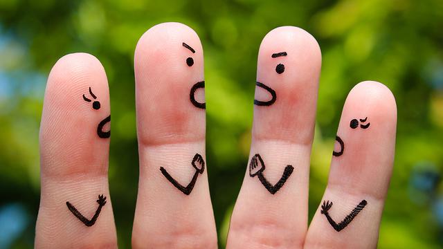 משפחה זה הכל, גם כשרבים (צילום: Shutterstock)