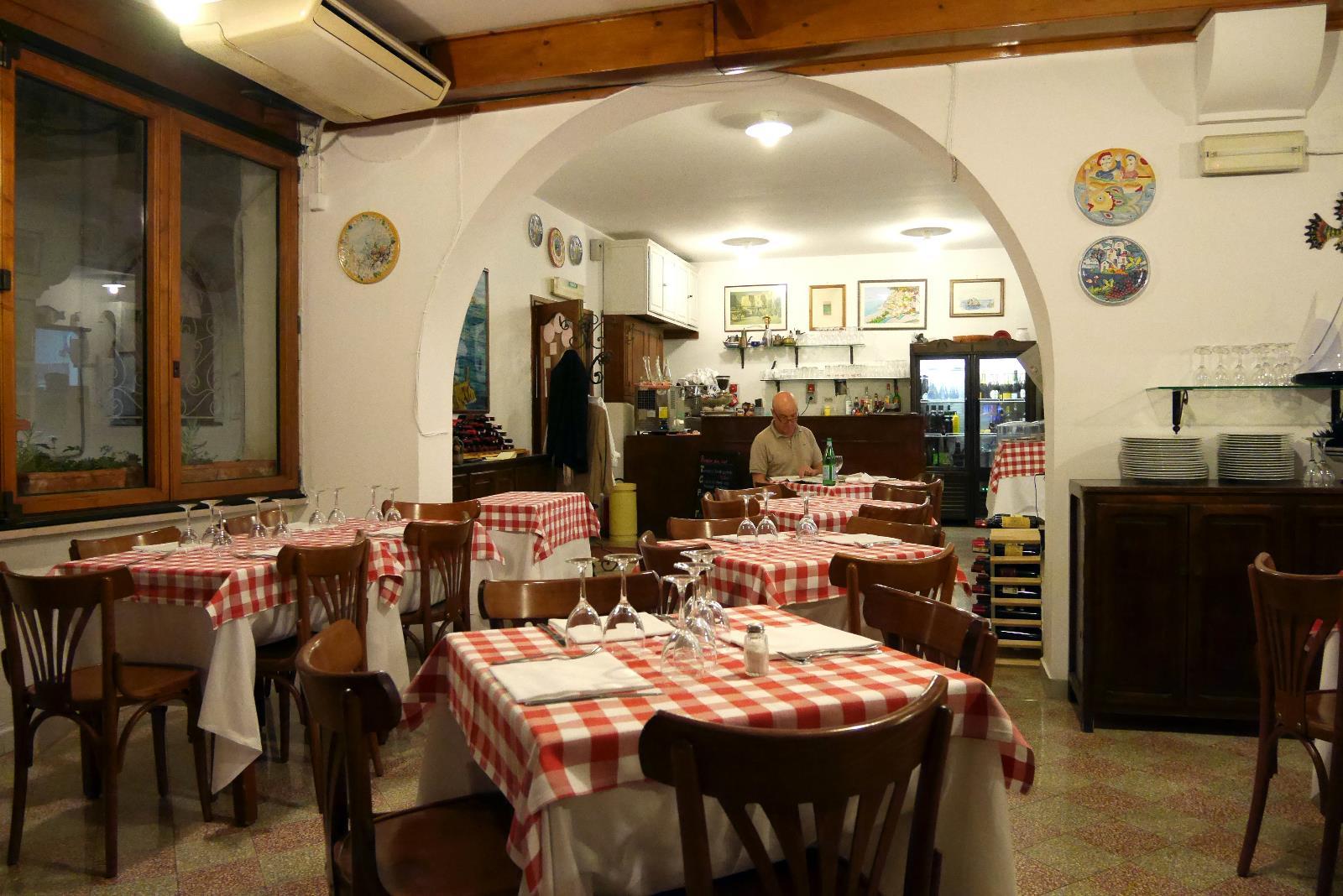 אוכל מעולה ואנשים נחמדים: איטליה (צילום: ליאור קורן)