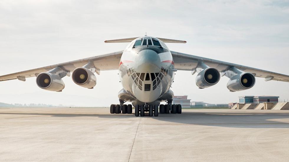 מטוס האיליושן עדיין משרת את החברה (צילום: Arthur Mebius) (צילום: Arthur Mebius)