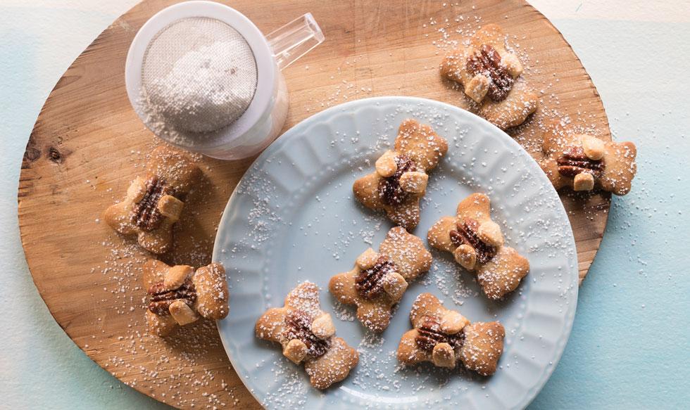 עוגיות חיבוק (צילום: דניאל לילה, סגנון: נעמה רן)