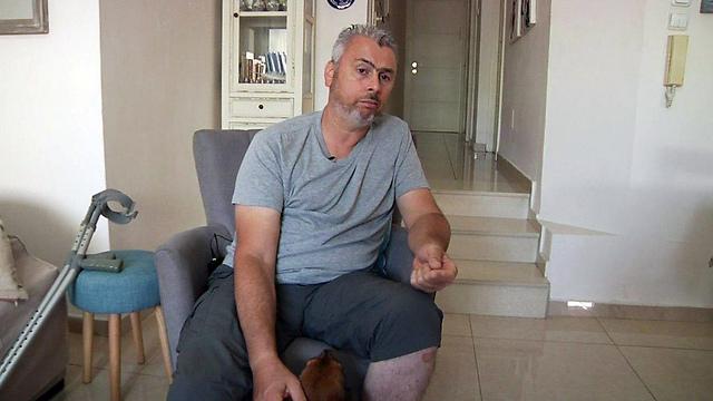 שלומי מולכו (צילום: שמיר אלבז)
