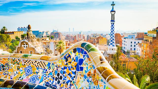 ברצלונה. גם היא זולה יותר בספטמבר (צילום: shutterstock)