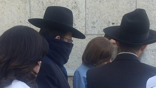 Aharon Shlomo Lisson in court Tuesday