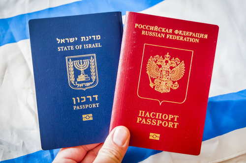 Израильтянам с российским гражданством придется отчитываться обеим странам