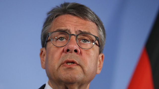 German Foreign Minister Gabriel (Photo: Getty Images)