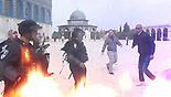 Still from Hamas video