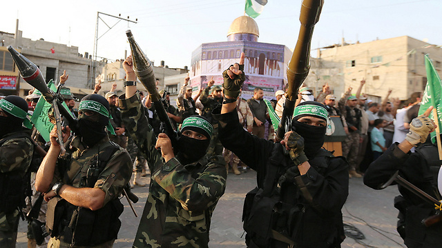 Hamas has been the de-facto ruler of Gaza since 2007 (Photo: Reuters) (Photo: Reuters)