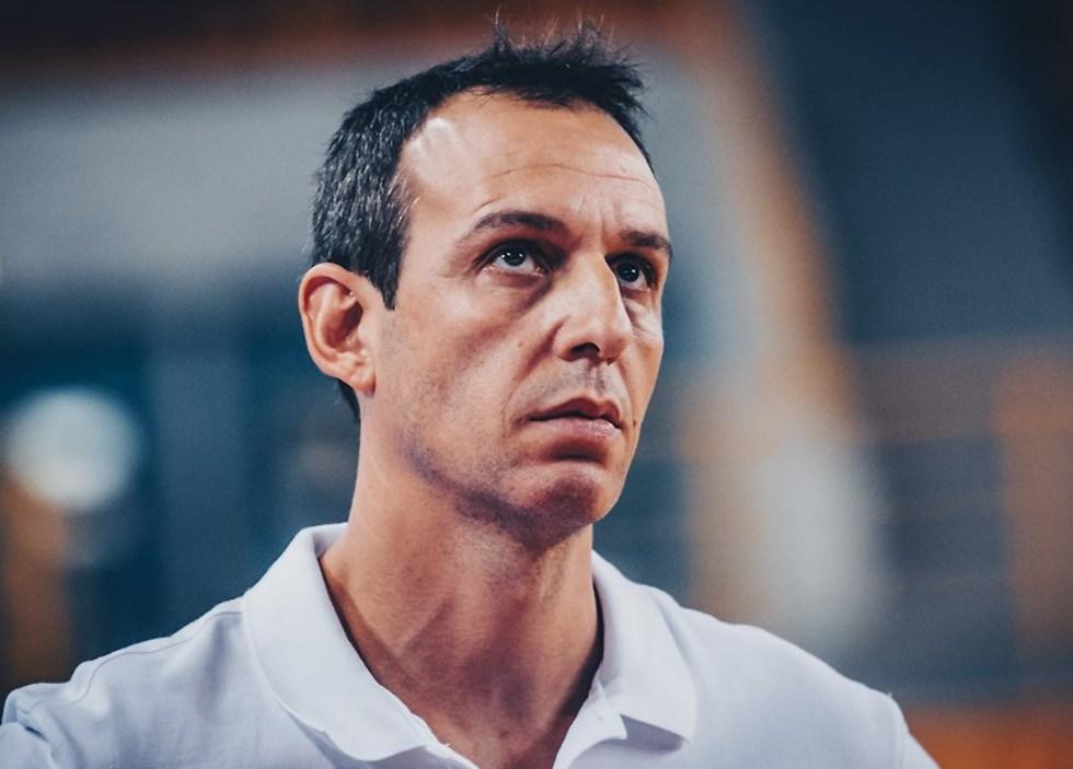 """קטש. הנסיך של הכדורסל הישראלי (צילום: פיב""""א)"""