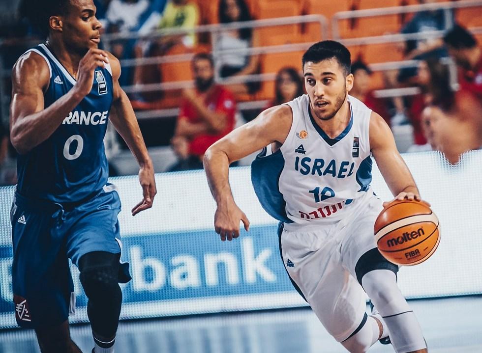 תמיר בלאט (צילום: FIBA)
