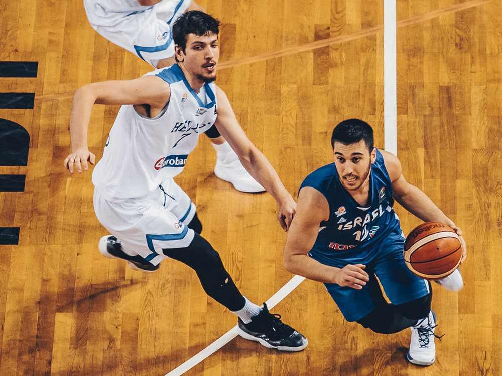 בלאט. אירופה כבר מכירה (צילום: FIBA) (צילום: FIBA)