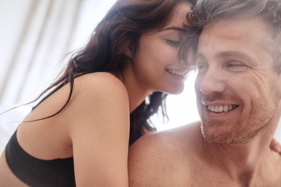 זה אפילו משחרר לחצים. סקס (צילום: Shutterstock)