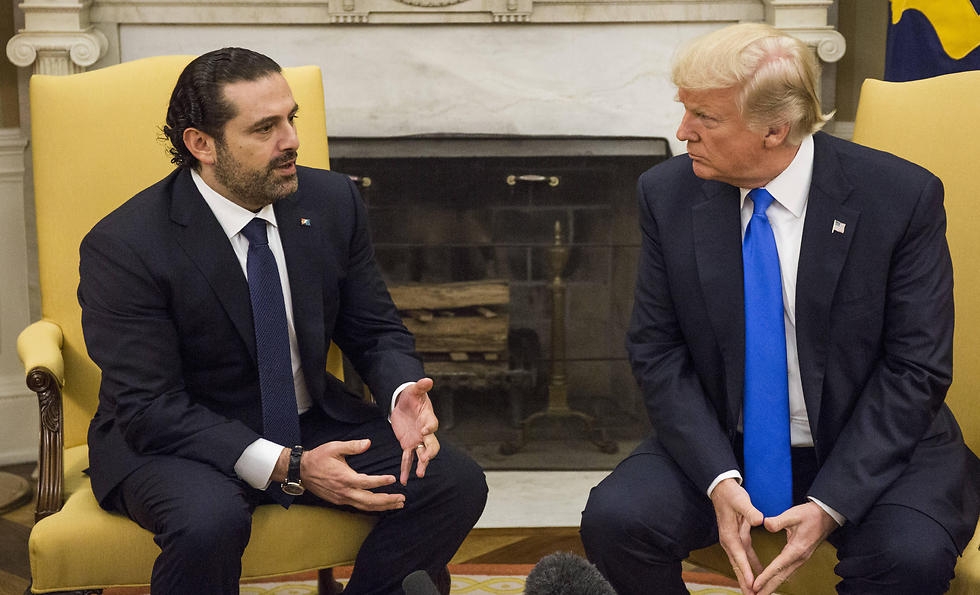 Trump: Hezbollah a threat to Lebanon and entire Middle East