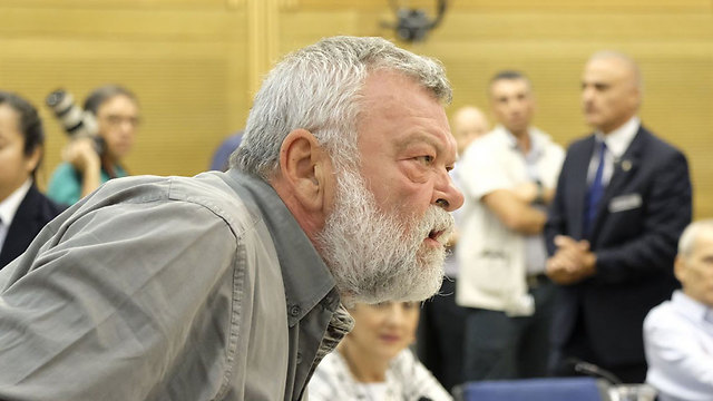 MK Gilon's privately sponsored bill will now have Welfare Minister Katz's support (Photo: Yoav Dudkevitch)