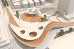 הדמיה: אדריכל אופיר צרפתי ואדריכל ברק הררי