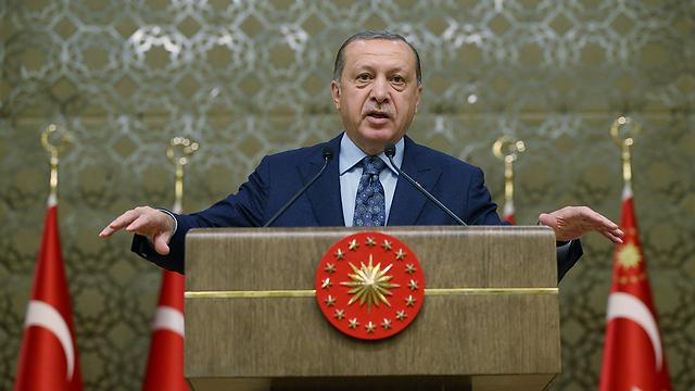 Turkish President Recep Tayyip Erdoğan (Photo: Reuters)