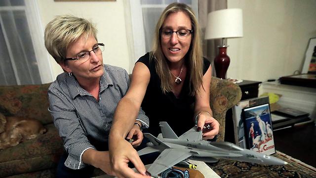 Transgender U.S. soldiers (Photo: AP)
