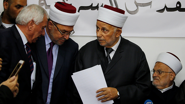 Muslim clerics meet (Photo: Reuters)