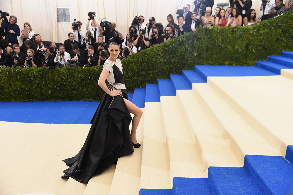 טיפסה למעמד אייקון האופנה המדובר ביותר בעולם בעת האחרונה (צילום: Gettyimages)