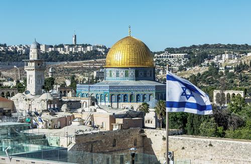 Храмовая гора в Иерусалиме. Фото: shutterstock