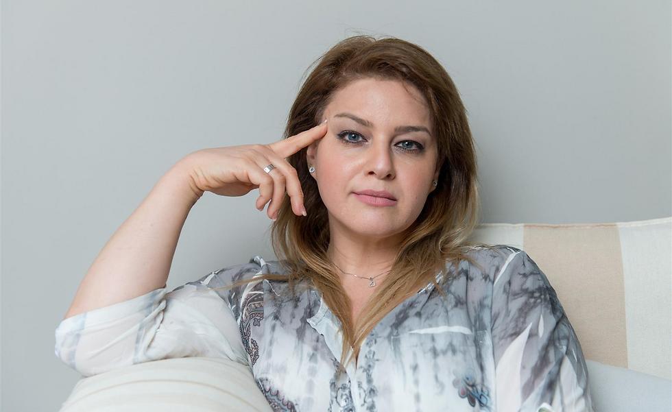 ענת עמישי (צילום: ירון ברנר)
