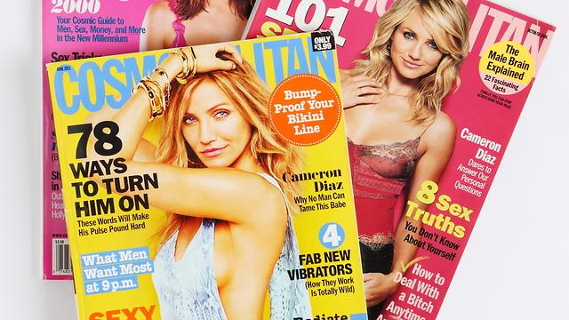 """""""78 דרכים להדליק אותו"""" - כתבת טיפים טיפוסית שכמותה ניתן לראות בכל מגזין נשים (צילום: Shutterstock)"""