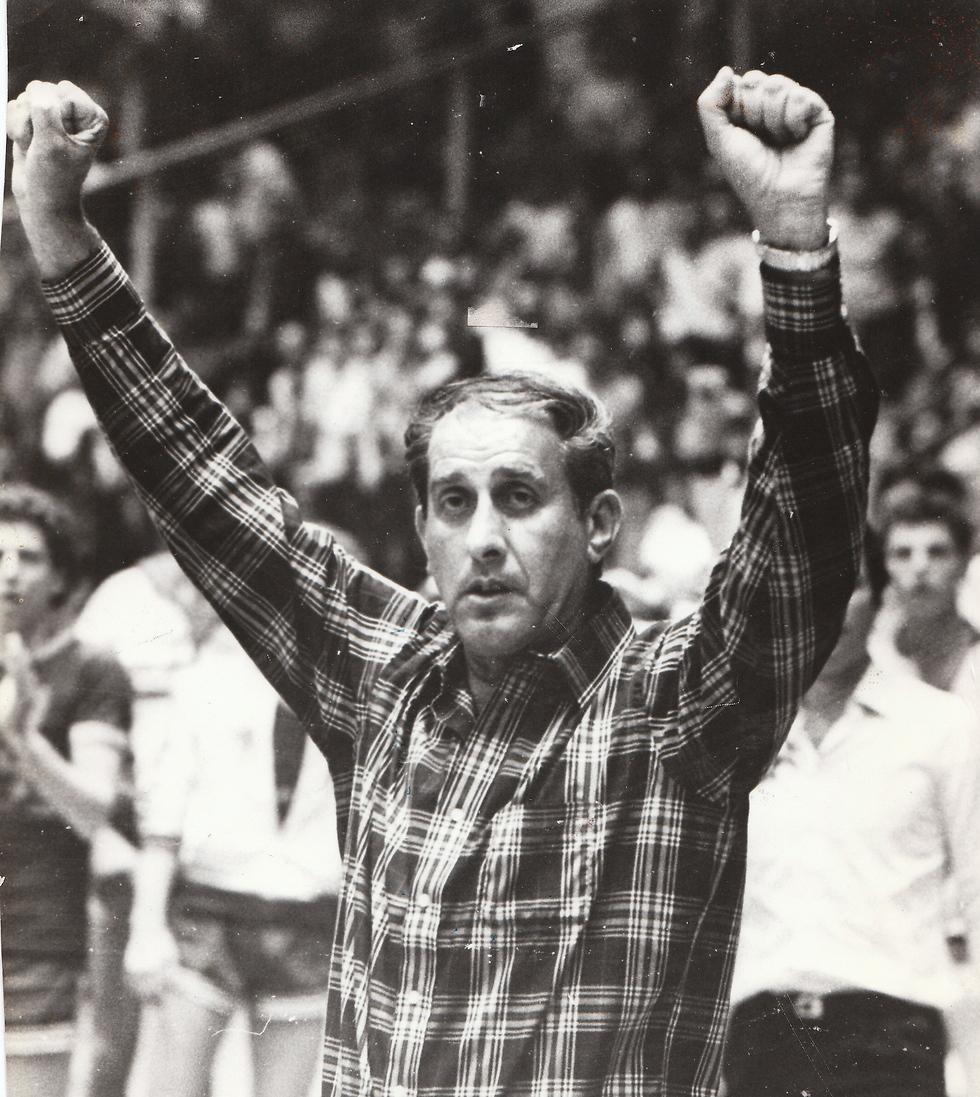 רלף קליין ב-1984. תמיד האמין (צילום: יוסי רוט) (צילום: יוסי רוט)