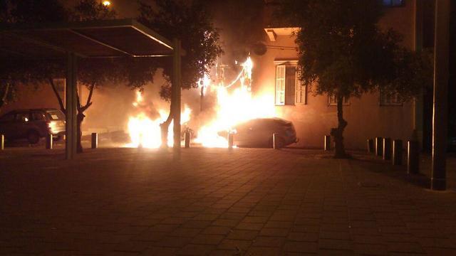 Беспорядки в Яффо