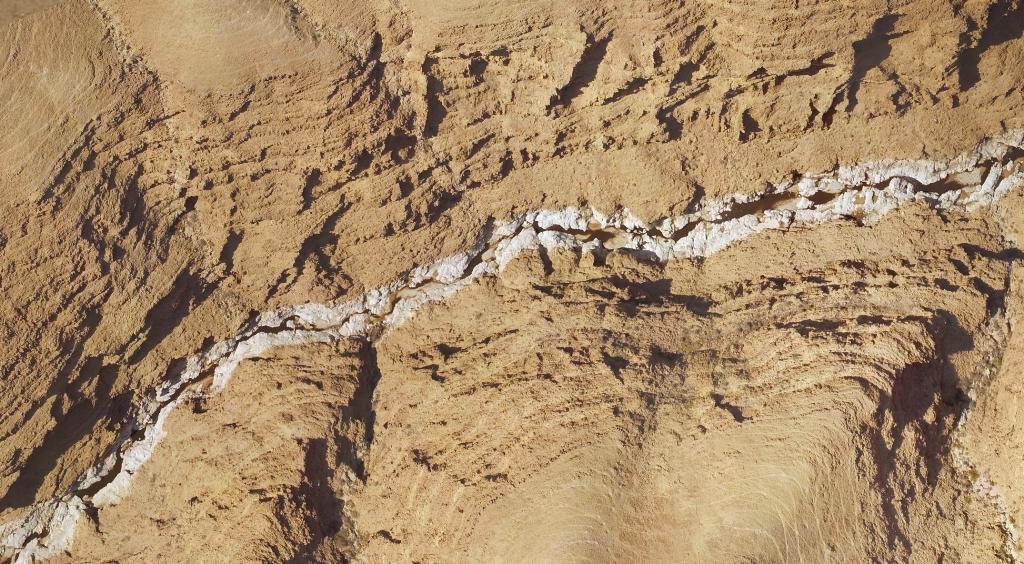 """הנזק בנחל אשלים (צילום: טרהסקאן מעבדות בע""""מ)"""