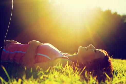 חשיפה לחומר פעיל נגד דיכאון (צילום: Shutterstock)