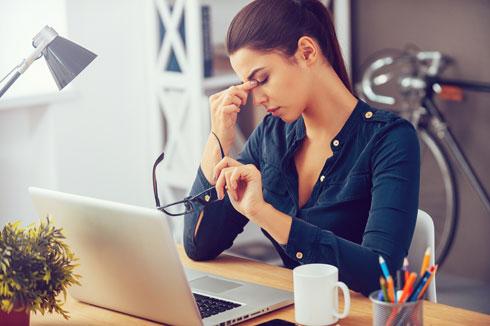 עייפה ללא סיבה? יכול להיות שדווקא יש אחת (צילום: Shutterstock)