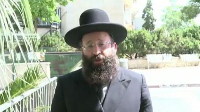 Western Wall Rabbi Shmuel Rabinovitch said the event was a 'grave mistake'