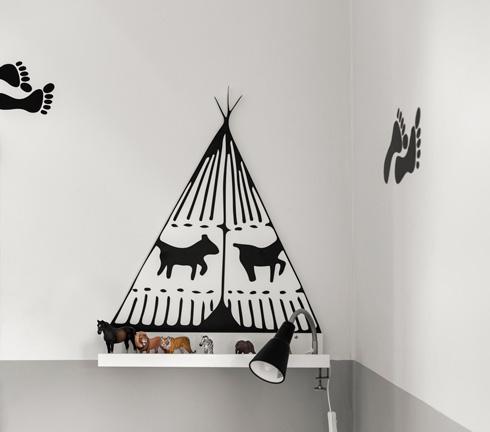 גם מדף, גם אוהל (צילום: רותם רוזנאי, Studio GEFEN)
