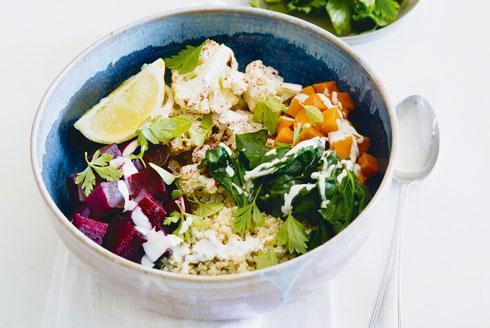 עוד מתכונים לארוחות בריאות ומשגעות בקערה אחת, הקליקו למתכונים: (צילום: יוסי סליס, סגנון והכנה: נטשה חיימוביץ')