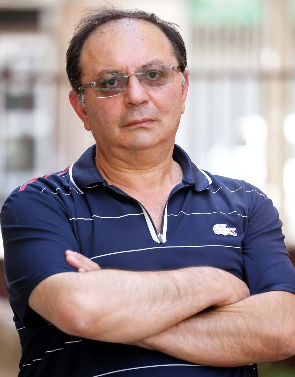 Доктор Давид Чик. Фото: Ярив Кац