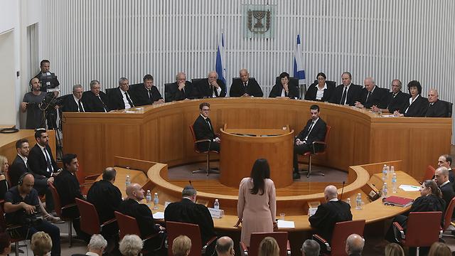 The Supreme Court (Photo: Alex Kolomoisky) (Photo: Alex Kolomoisky)