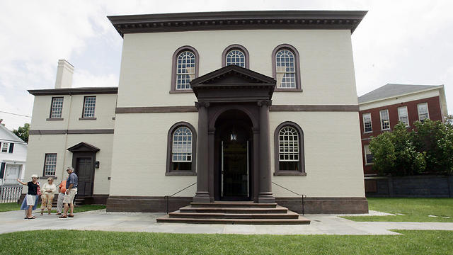 Newport's Touro Synagogue (Photo: AP)