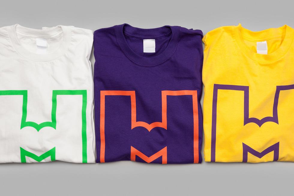 הלוגו הזה שנוי במחלוקת: מה אתם רואים בלב שמחזיק את העמודים של האות H? מוזיאון הלסינקי