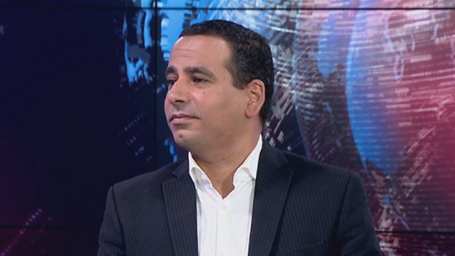 Zionist Union's Knesset faction head Yoel Hasson