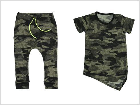 טוניקה (149 שקל) ןמכנסי באגי צבאיים (169 שקל) sugarbaby.rocks (צילום: מתוך sugerBabay.rocks )
