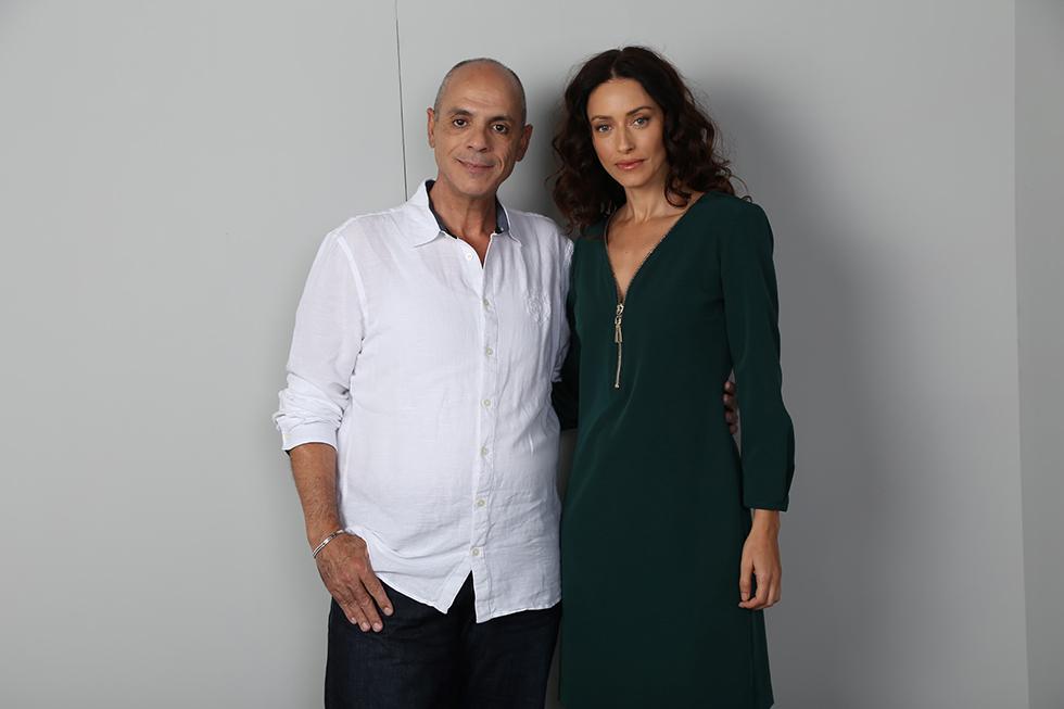 שירלי בוגננים ויעקב גבאי (צילום: דימה קרמינסקי)