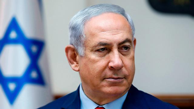 Netanyahu (Photo: Motti Kimchi)